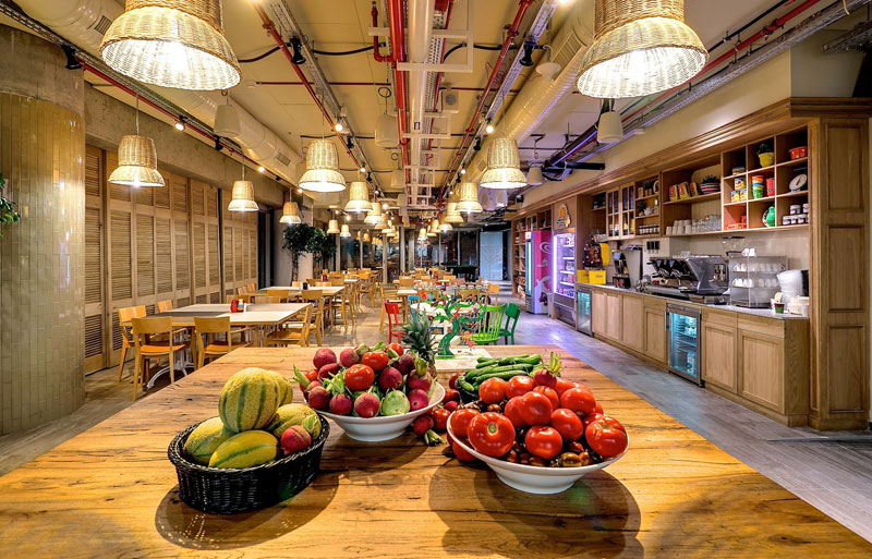 google israel office. The New Google Office Now Occupies 8 Floors In Prestigious Electra Tower Central Tel Aviv, With Breath Taking Views Across Whole City And Israel