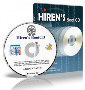 Hiren's BootCD 15.2 Full Version Free Download