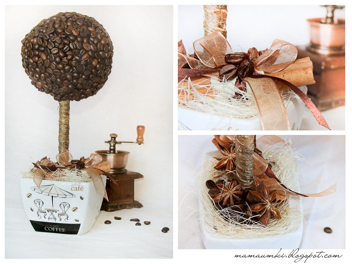 Фото дерево с кофе своими руками