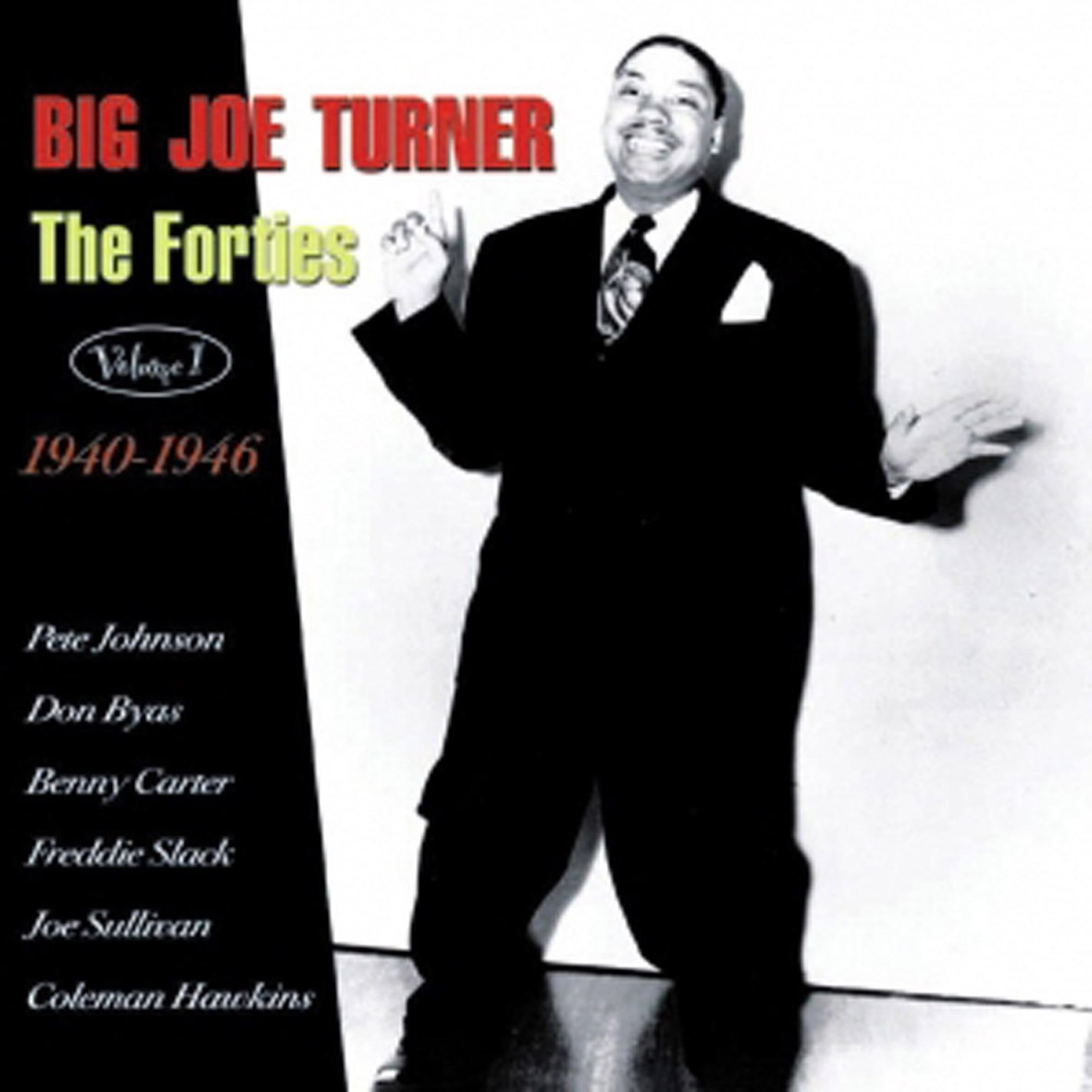 Los Angeles Morgue Files Blues Musician Big Joe Turner