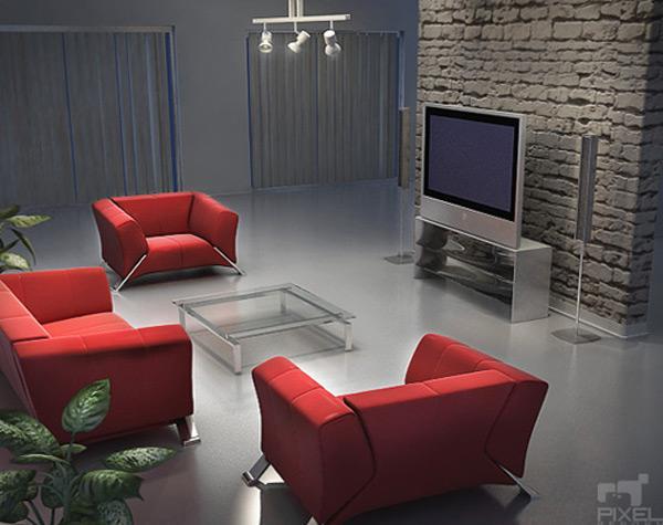 Ragam ide Meja Minimalis Ruang Tamu Dan Ruang Keluarga 2015 yg elegan