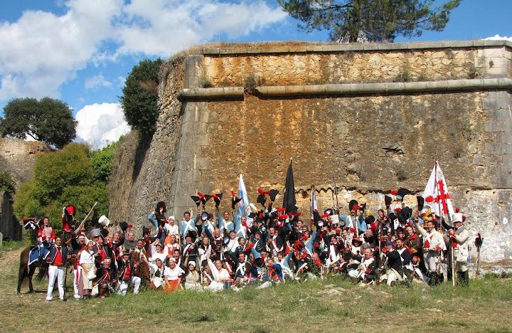 VI Festa Reviu els Setges Napoleònics (2013).
