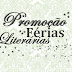 Promoção Férias Literárias