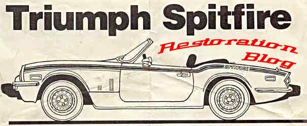 Triumph Spitfire Blog