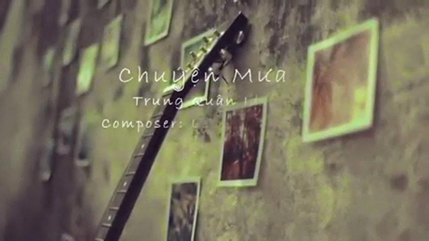 Harmonica Tabs - Chuyện mưa - Trung Quân Idol