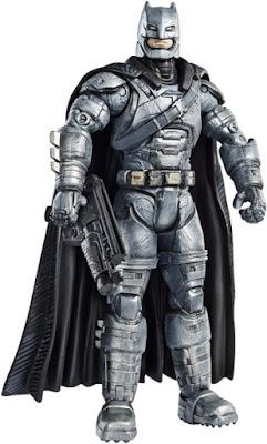 TOYS : JUGUETES - Batman v Superman  Armored Batman : Figura - Muñeco | DC Comics Multiverse  Dawn of Justice | El Amanecer de la Justicia  Producto Oficial Película 2016 | Mattel DJH18 | A partir de 3 años   Comprar en Amazon España & buy Amazon USA
