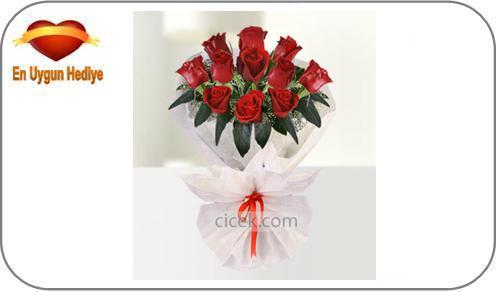 Anneye doğum günü çiçeği