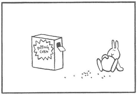 Bunny Suicides, Pop Corn