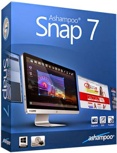 Download Ashampoo Snap 7 Full Registrasi File Version Terbaru