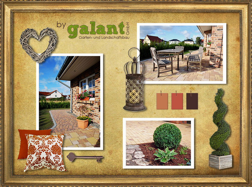 galant GmbH - Ihr Spezialist für Garten- und Landschaftsbau in Stralsund