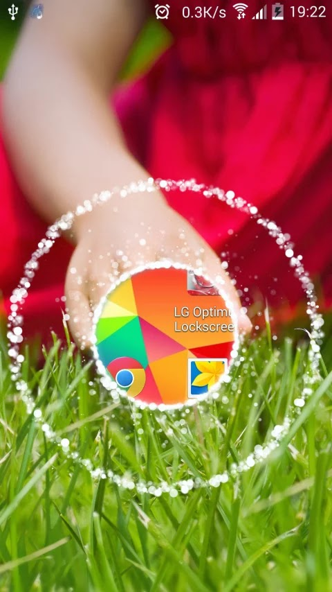 LG Optimus Lockscreen v3.1.7 (Ad-Free)