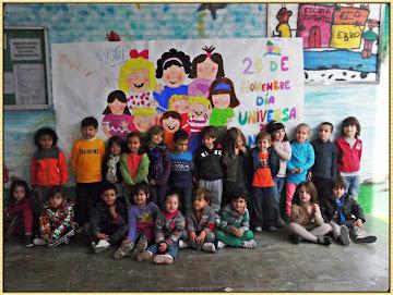 Dia de los derechos de los niños/as.