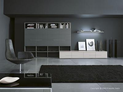 Modern Living Room 7