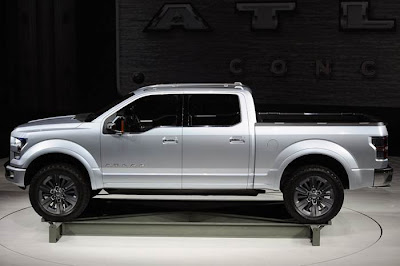 2014 Ford Atlas Release Date and Price