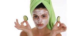 μάσκα,αγγούρι,υγεία,γυναίκα