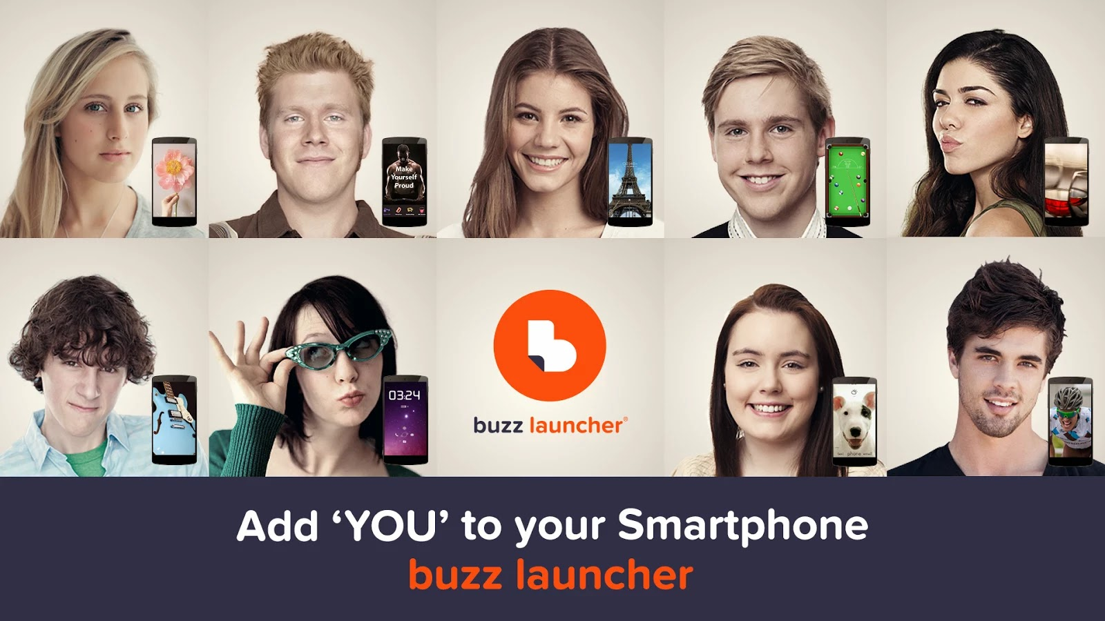 Buzz Launcher v1.6.4.08