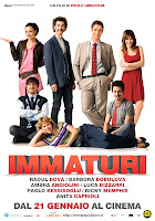 Inmaduros (2011) online y gratis