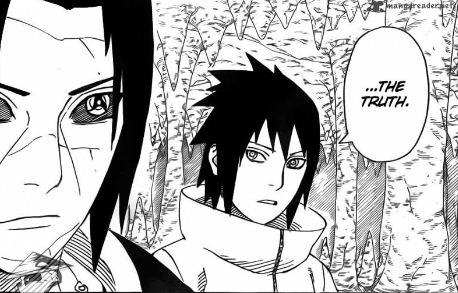 "Komik Naruto Episode 581 English Subbed ""Everyone's Leaf"""