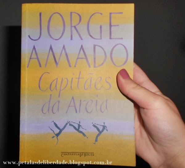 capa, livro Capitães da Areia, Jorge Amado, companhia de bolso, Bahia, clássico, literatura nacional