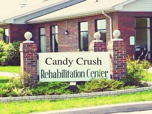 Candy Crush - Os docinhos do mal