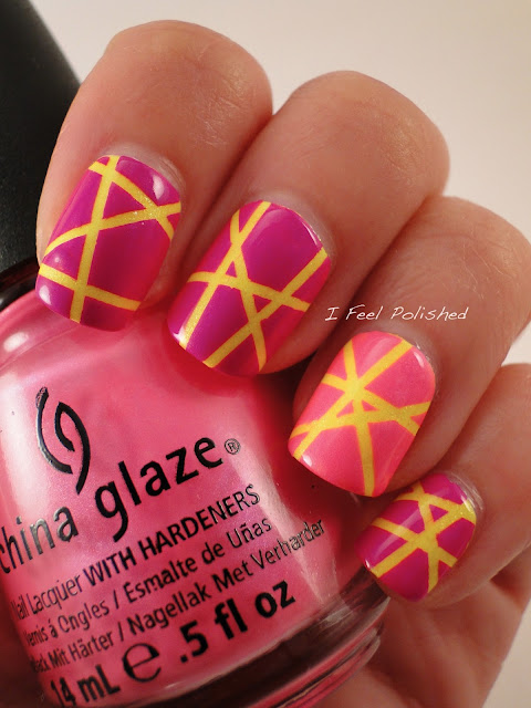 China Glaze Neon Polish
