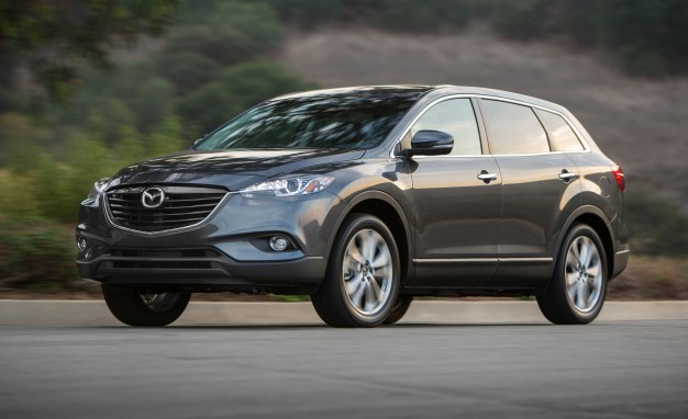2016 Mazda CX 9 Review
