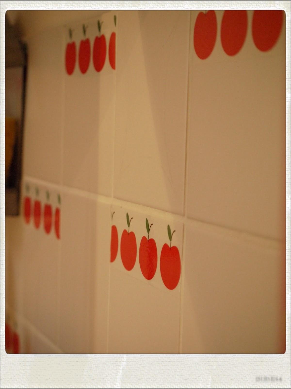relooker sa credence de cuisine diy aux pommes henkel. Black Bedroom Furniture Sets. Home Design Ideas