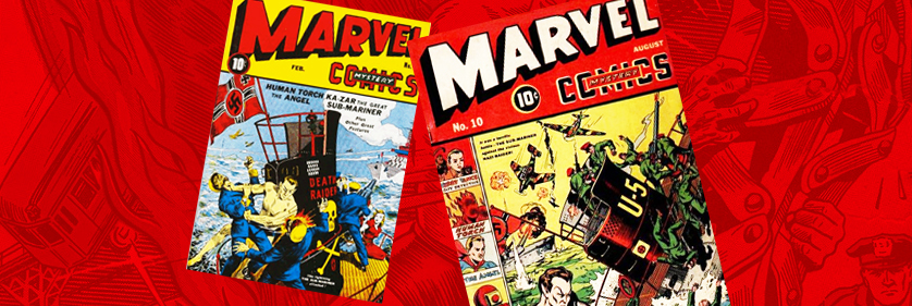 Marvel Mystery Comics