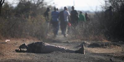 mayat mangsa bunuh