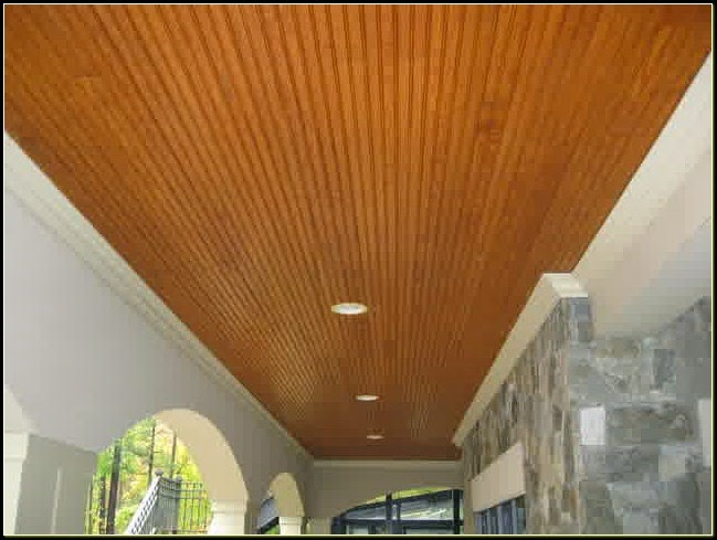 Superb Tongue And Groove Porch Ceiling