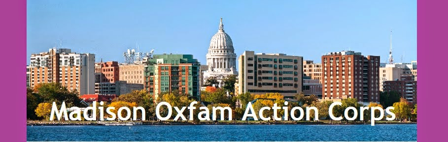 Madison Oxfam ActionCorps