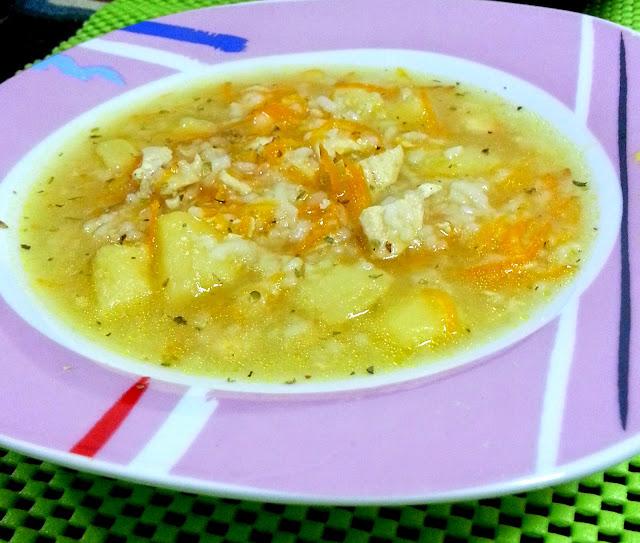 minestra minestrone
