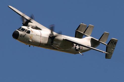 C 2a Greyhound Logistics Aircraft C-2A Greyhound Info