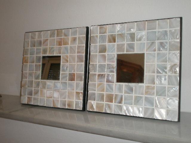 De tesela a tesela.... mosaico: Espejos