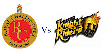 RCB vs KKR Scorecard