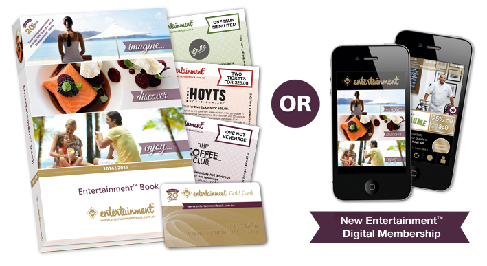 Experience Life for Less Around Hawaii with the Entertainment ® Membership. The most convenient way to get 2-for-1 and up to 50% off discounts and coupons. Save on the things you love – restaurants, movie tickets, golf, zoos, skiing, shopping, travel and more.