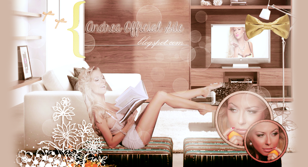 Andrea Official Site ♥