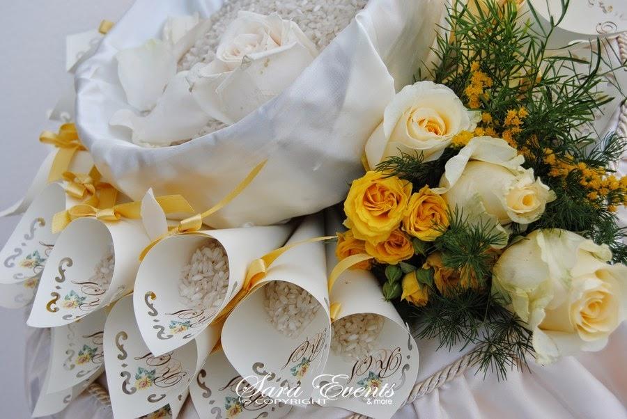 Segnaposti Matrimonio Girasoli : Emozioni coi fiocchi matrimonio quot honey bee