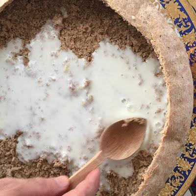 Sahra Hamur işleri , Yöresel yemekler