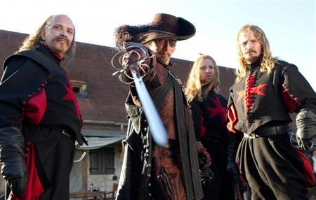 [Mini-HD] The Three Musketeers : สามทหารเสือดาบทะลุจอ [2011][Audio:Thai/Eng][Sub:Thai/En] 07+(Custom)