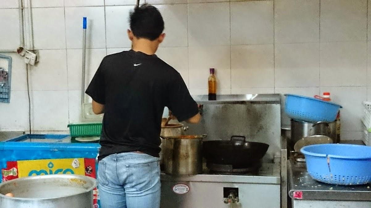 Mengembara mencari Asma Rojak Johor