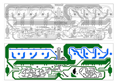 PCB layout