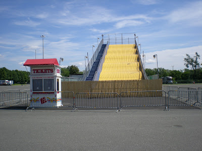 Giant Yellow Slide