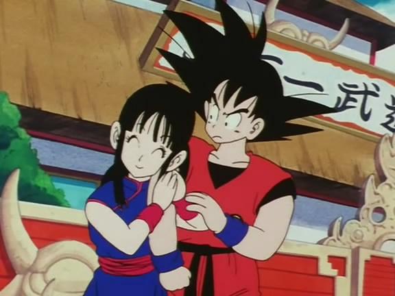 The Dragon Blog: Dragon Ball ep 137 - Son Goku\'s Wedding