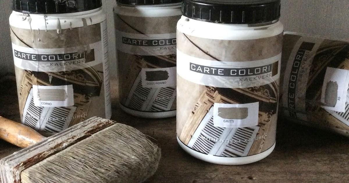 Hamsmade Interiors and More: Workshop kalkverf en meer!