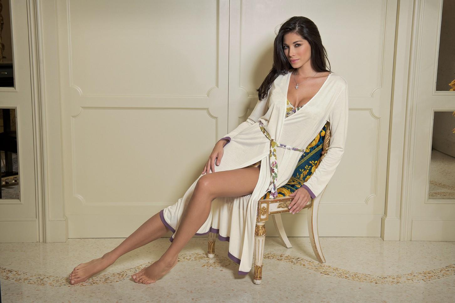 Aida Yespica – SieLei Lingerie Photoshoot
