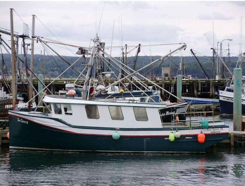 Metropolitan engineering consulting forensics expert for Sea spirit fishing