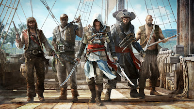 Assassin's creed 4 black flag crew