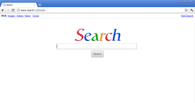search-123.com screenshot