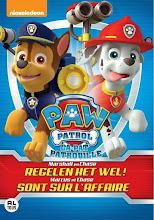 La patrulla canina: Marshall y Chase tienen un caso (2015)